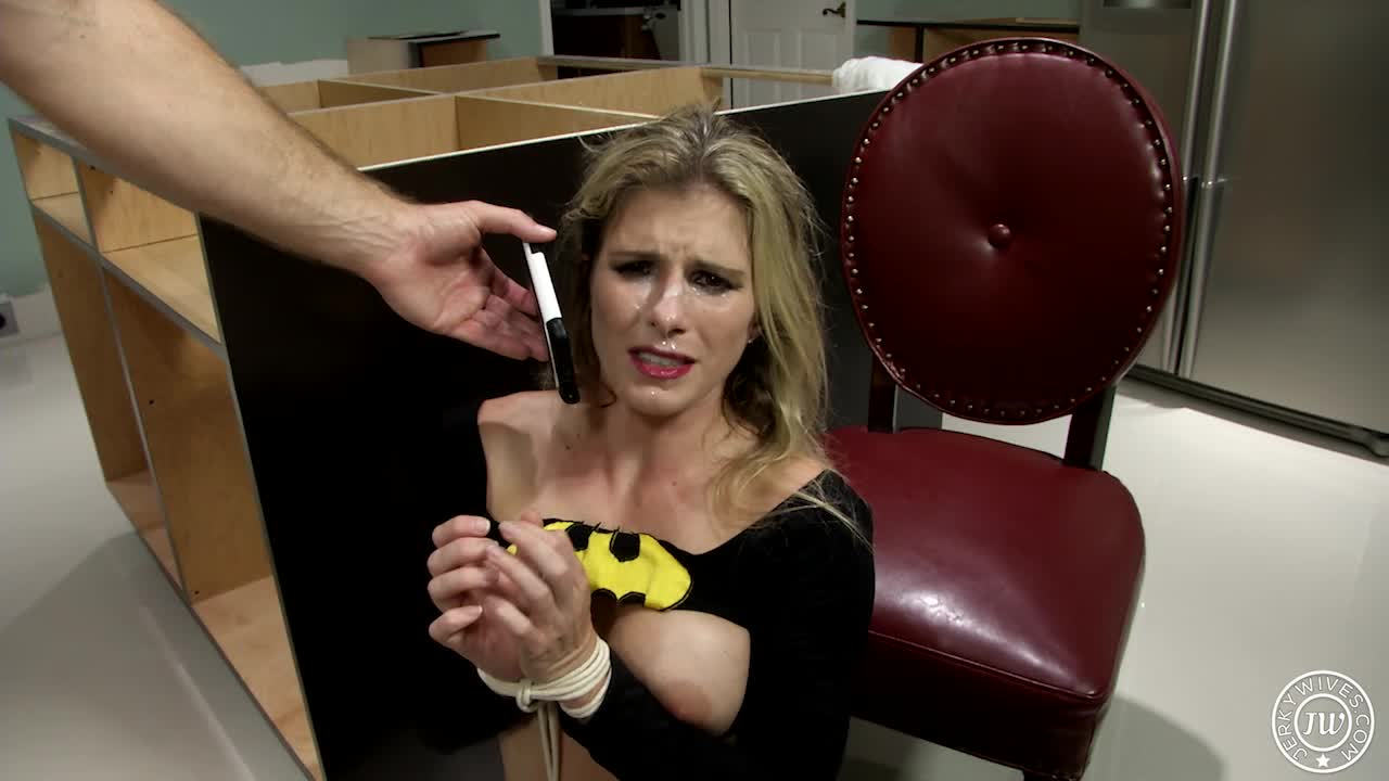 Cory Chase - Bat Gurl Failed Background Check