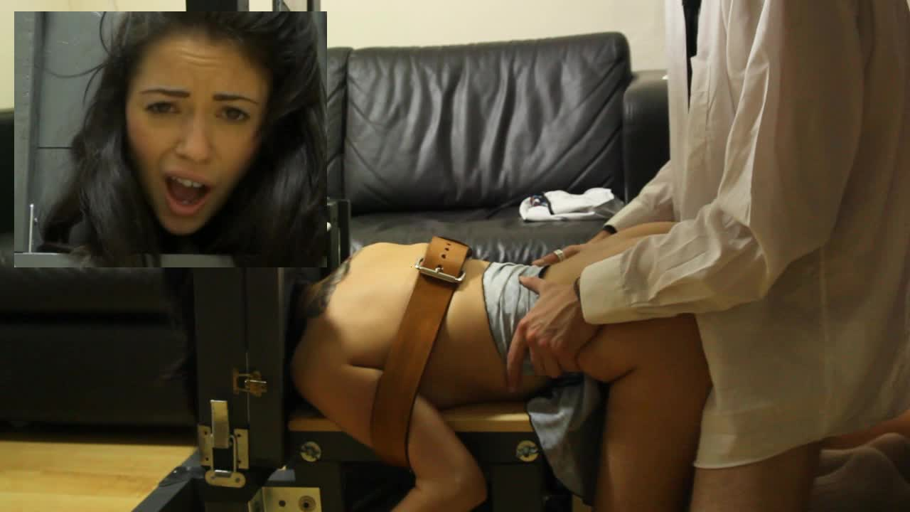 The Guillotine - Schoolgirl Ava Guillotined