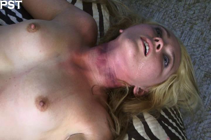 Choking Anal Sex